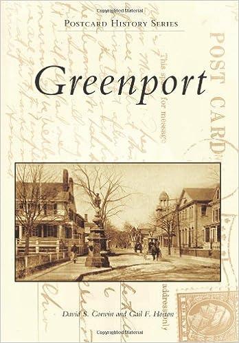 Greenport (Postcard History): David S. Corwin, Gail F