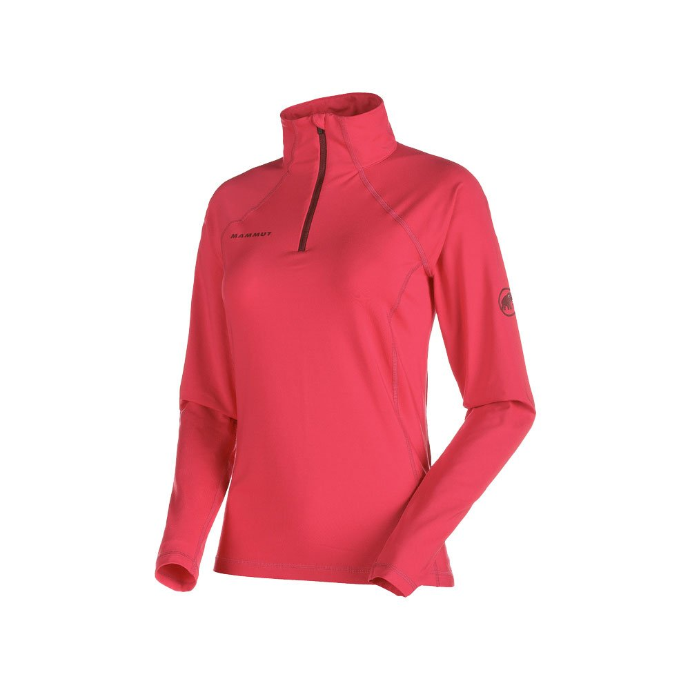 Mammut Jersey Snow ML Half Zip Mujer Magenta - Jersey, Mujer, Rosa ...