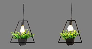 Kronleuchter Mit Blumen ~ Gbt blumentöpfe pflanze kronleuchter bar restaurant blumen topf