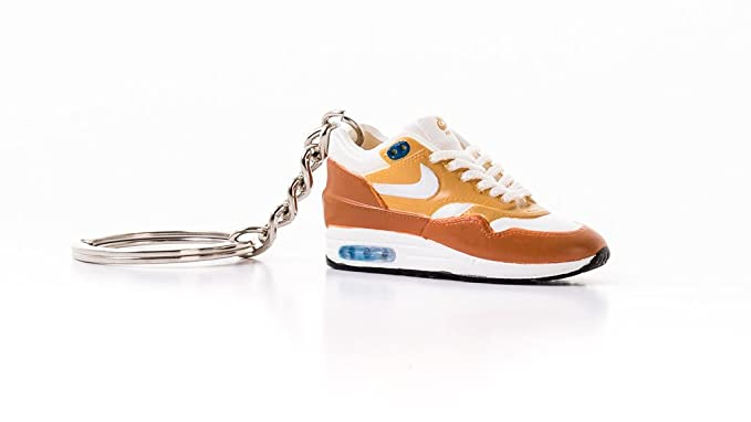 Air Max 1 3D Keyring   Keychain - Curry  Amazon.co.uk  Clothing 37c10a6c8