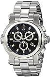 Oceanaut OC0821 Men's Baccara XL Wrist Watch, Black Dial