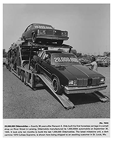Amazon com: 1979 Oldsmobile Cutlass Supreme Car Carrier