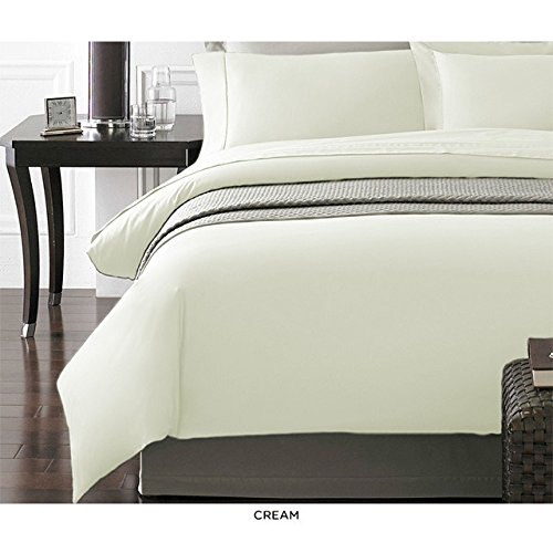 Spirit Linen Hotel 5Th Ave New YorK Collection 3-Piece Luxurious Ultra Soft Duvet Cover with Pillow Cases, King, - New York Ave 5th