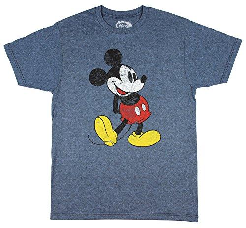 Classic Adult Blue T-Shirt - 8