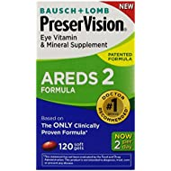 PreserVision AREDS 2 Vitamin & Mineral Supplement 120...