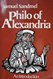 Philo of Alexandria : An Introduction, Samuel Sandmel, 0195025156