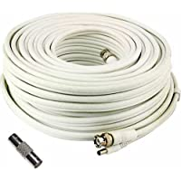 150 Foot Security Camera Cable for Samsung SDH-C75100, SDH-C75080, SDH-C74040, SDH-C73040