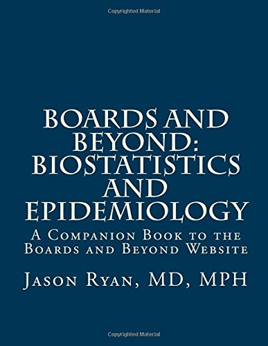 Boards and Beyond: Biostatistics and Epidemiology