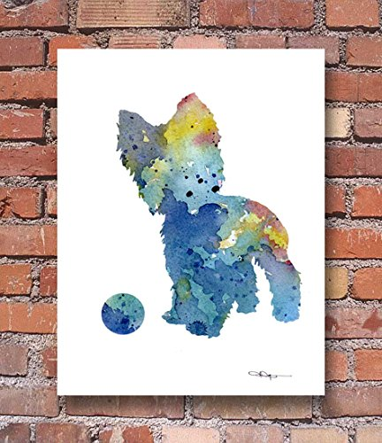 Yorkshire Terrier Art (