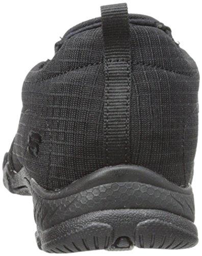 Skechers Endeavor altitud Moda zapatilla de deporte Black