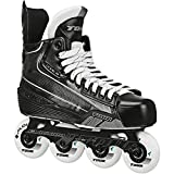 Tour HOCKEY CODE 5 JUNIOR INLINE HOCKEY SKATES BLACK SIZE 2