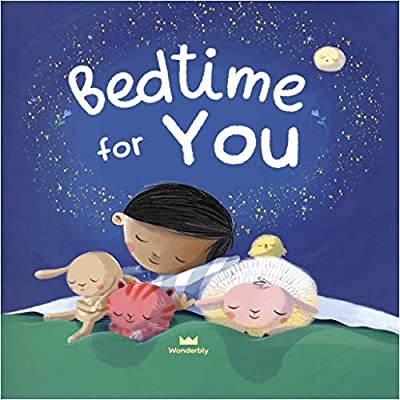 Personalized Storybook - Bedtime for You   Wonderbly (Softcover) : Baby