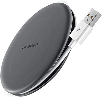 UGREEN 10W QI Fast Charging Wireless Charger