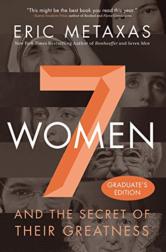 Seven Women: And the Secret of Their Greatness (Shorts Mens Cleveland)