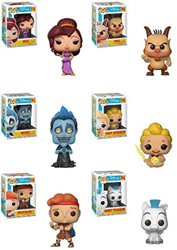Amazon.com: Funko Pop! Disney: Hercules Collectible Vinyl ...