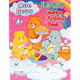 CARE BEARS COLORING & ACTIVITY BOOK (C) by Bendon Publishing International