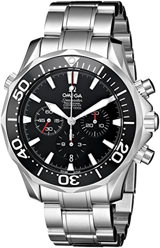 - Omega Men's 2594.52.00 Seamaster 300M Chrono Diver Watch