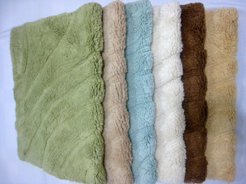 Bellagio Spa 100% Cotton Superior Quality Bathroom Rug 20