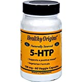 HEALTHY ORIGINS 5-HTP,100 MG,NATURAL, 60 CAP