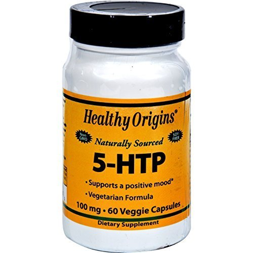 HEALTHY ORIGINS 5-HTP,100 MG,NATURAL, 60 CAP