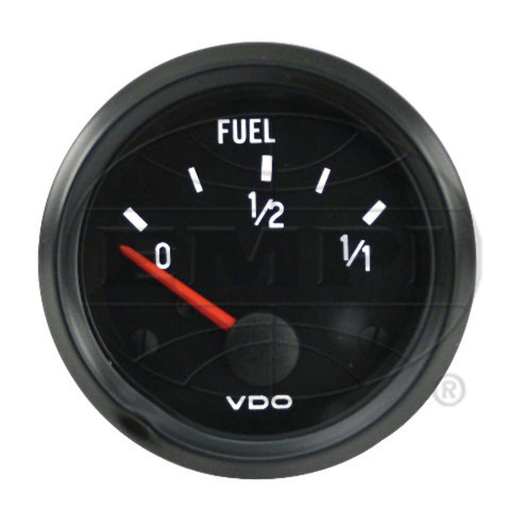 VDO Bug Air Cooled, Cockpit Fuel Gauge 73-10 Ohms 301020