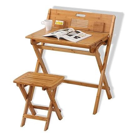 Amazon Com Multi Function Children S Study Table And Stool Set