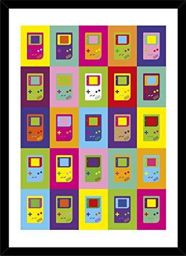 Maicon MCN - Gameboy Poster Photo - Pokemon Gaming