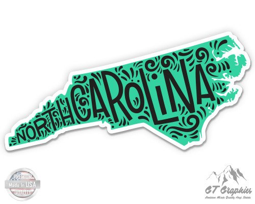 10 best north carolina stickers for water bottles for 2020