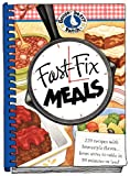 Fast-Fix Meals Cookbook, Gooseberry Patch Staff, 1933494204