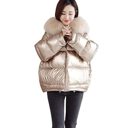 Abrigos Chaqueta de algodón Chaqueta Corta Chaqueta Coreana de algodón con Chaqueta de Pan Chaqueta de