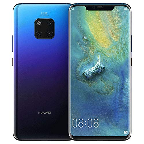 Huawei Mate 20 Pro LYA-L29 256GB/8GB Dual Sim (Twilight) - Factory Unlocked - GSM ONLY, NO CDMA - No Warranty in The USA]()