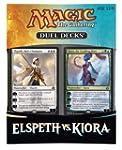 Magic The Gathering Elspeth vs Kiora...