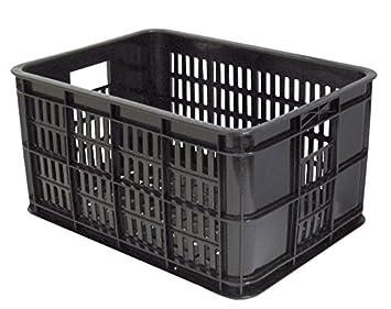 Basil Bicycle Box Crate S, Unisex, Fahrradkasten Crate, Black Part 19