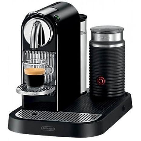 Nespresso Citiz & Milk Black EN265BAE DeLonghi - Cafetera ...