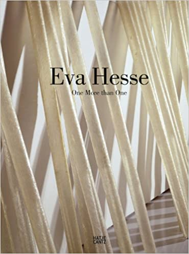 eva hesse one more than one german and english edition
