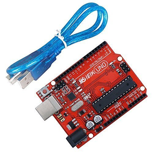 Ieik uno r board atmega p with usb cable for arduino