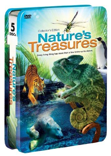 Nature's Treasures (Four-Disc + Bonus CD) -  DVD, Peter Rowe