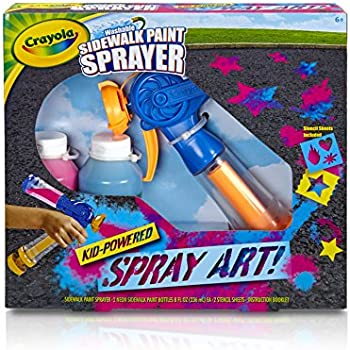 Crayola Chalk Paint Sprayer