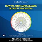 How to Assess and Measure Business Innovation: The Complete Guide to Business Innovation, Book 1 | Sten Jacobson,Peter Junermark,Magnus Penker