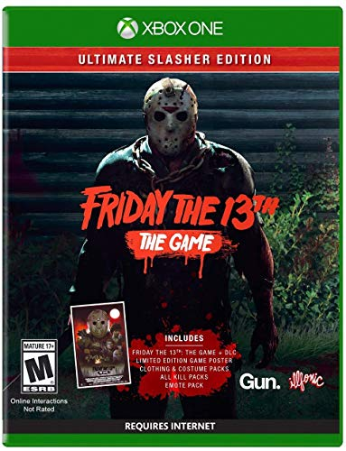 Friday The 13th: The Game Ultimate Slasher Edition - Xbox One (Friday The 13th Game Xbox One X)