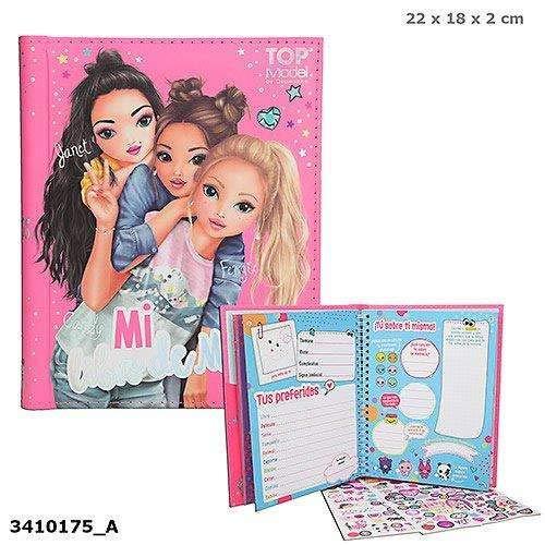 Top Model 3410175–Livre