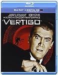 Cover Image for 'Vertigo (Blu-ray + DIGITAL HD with UltraViolet)'
