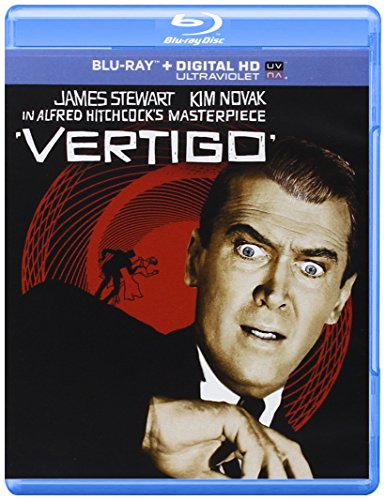 Blu-ray : Vertigo (Ultraviolet Digital Copy, Snap Case, Digital Copy)