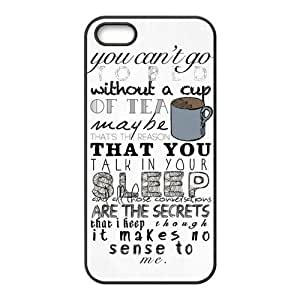 1D Design Solid Rubber Customized Cover Case for iPhone 5cs-linda373