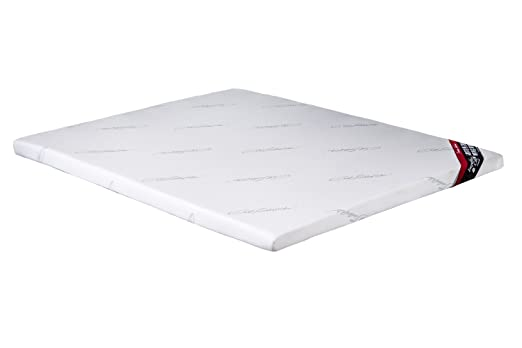 Imperial Confort - Topper viscoelástico - 90 x 200 cm - Grosor 8 cm: Amazon.es: Hogar