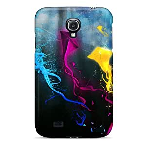 MniSquare Snap On Hard Case Cover Colored Kite Protector For Galaxy S4