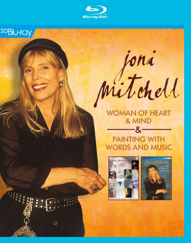 Woman Of Heart & Mind/Painting With Words & Music [Blu-ray]