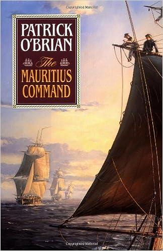 The Mauritius Command (Aubrey/Maturin, Book 4)