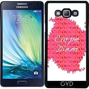 Funda para Samsung Galaxy A7 (SM-A700) - Carpe Diem by Yasmina Baggili
