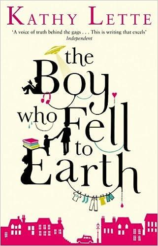 Resultado de imagen para the boy who fell to earth